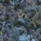 Blue Pearl granite Surface : Click to enlarge